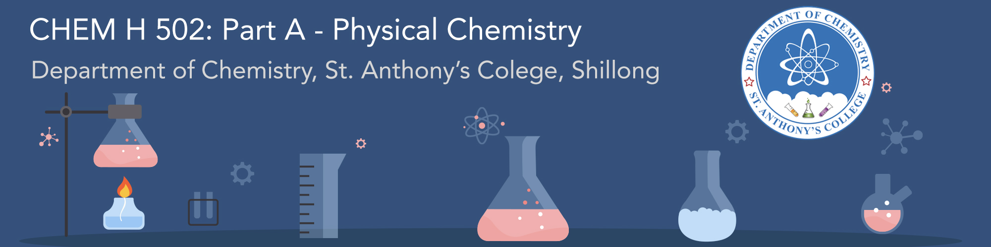5th Semester Physical Chemistry Theory